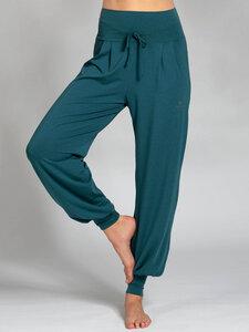 Yoga- und Wohlfühlhose FLORENCE aus weichem Naturmaterial - Magadi