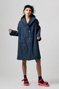 ANEMONE Jacke aus imprägniertem Leinen - RAFFAUF - Urban Outdoor Apparel