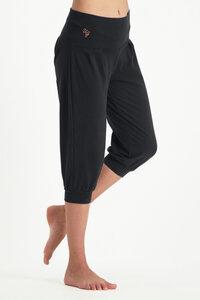 Capri Yoga Hose Sukha – Bio-Baumwolle - Urban Goddess