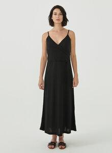 Jersey-Wickelkleid aus REPREVE® und LENZING ECOVERO - ORGANICATION