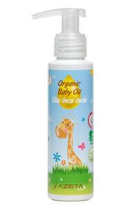 Bio Baby Massage Öl 100ml - AZETA bio