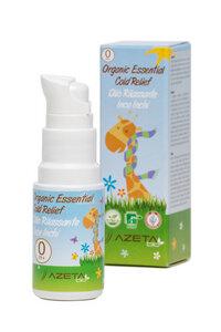 Organic Essential Cold Relief 20ml - AZETA bio