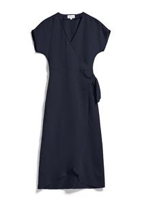 ALICIAA - Damen Kleid aus TENCEL Lyocell-Leinen Mix - ARMEDANGELS