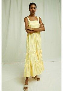 Kleid Lea | Striped Dress - People Tree