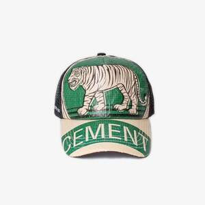 Recycling Cap Mesh – Green - Elephbo