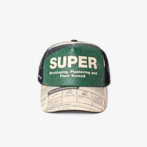 Recycling Cap Mesh – Green - Elephbo