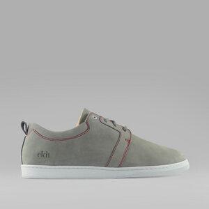 birch / graues nubuk / weiße sohle - ekn footwear