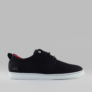 birch / schwarz vegan / weiße sohle - ekn footwear