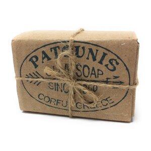 Natürliche grüne Olivenseife in Geschenkverpackung von Patounis - Patounis