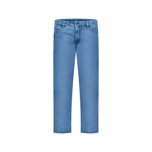 Active Jeans Lyocell (TENCEL) Recycled Blau - bleed