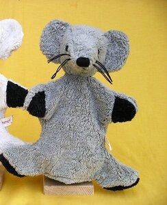 Handpuppe Maus - Kallisto