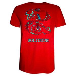 """T-Shirt """"pin-up girl """" für den Mann - SOLIDUDE"""