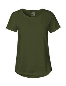 Frauen T-Shirt Roll-Up - Neutral® - 3FREUNDE