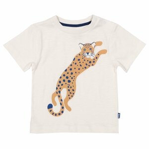 Kite Clothing T-Shirt Leopard Bio-Baumwolle - Kite Clothing