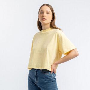 Kurzes T-Shirt - Rotholz