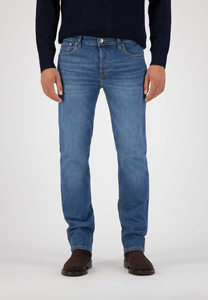 Jeans Straight Fit - Bryce - Authentic Indigo - Mud Jeans