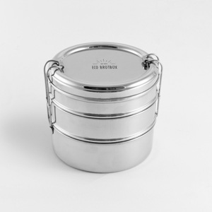 Tiffin Triple - ECO Brotbox
