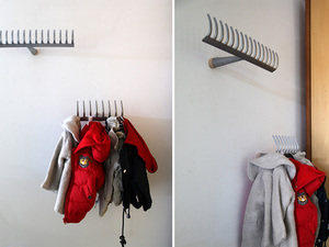 Garderobe GWEIH - werkvoll by Lena Peter