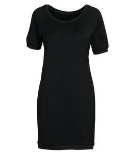 Kleid mit Retrostripes - Lasalina - LASALINA
