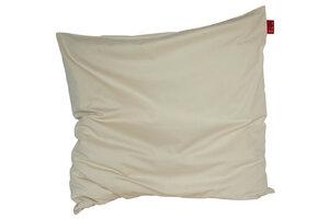 Kissenbezug 'Satin pure' 80x80 cm, aus Biobaumwolle (kbA), schlicht und edel! - ia io