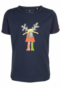 Mädchen T-Shirt Kurze Socke - Elkline
