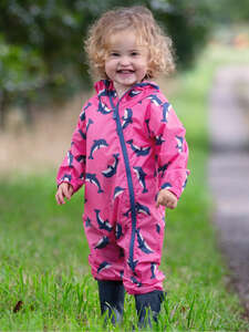 Kinder Regenanzug recyceltes Polyester - Kite Clothing