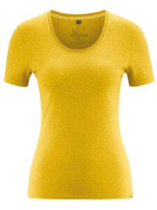 Femines Damen T-Shirt Hanf/Bio-Baumwolle - HempAge
