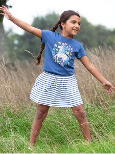 Skort Stripy Bio-Baumwolle - Kite Clothing