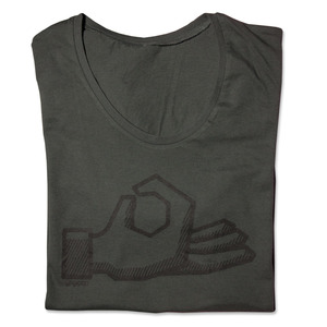 "T-Shirt ""mudra"" - yogipop"