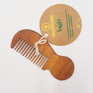 Bartkamm aus Akazienholz - BAGHI