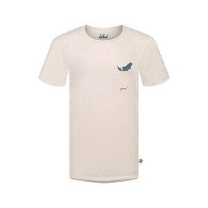 Pocketfish Hanf T-Shirt Weiß - bleed