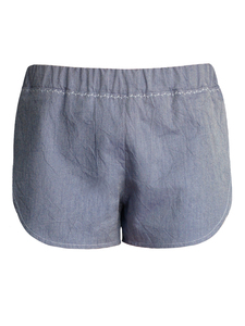 WANDER ARROW Shorts - hellblau - woodlike