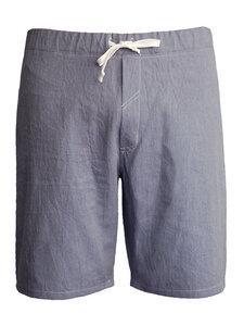 STORM MYTHS Shorts - hellblau meliert - woodlike