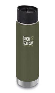 Klean Kanteen Wide Vacuum Insulated mit Café Cap 2.0 (473ml/ 592ml) Modell 2018 - Klean Kanteen