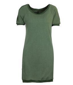 Sommerkleid aus Kapok und Bio Baumwolle - LASALINA