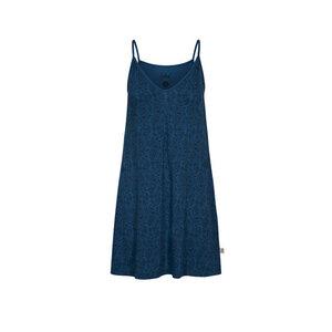 Paisley Kleid Blau - bleed