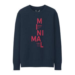 Unisex Sweatshirt Minimal fashion - wise enough