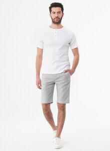 Henley-Shirt aus Bio-Baumwolle mit Raglanärmeln - ORGANICATION