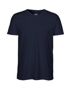 Männer T-Shirt V-Ausschnitt - Neutral® - 3FREUNDE