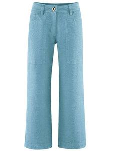 HempAge Damen Culotte-Jeans Hanf/Bio-Baumwolle - HempAge