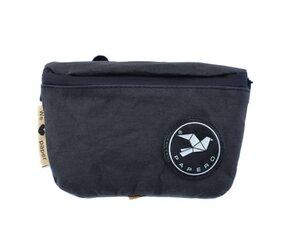 Bauchtasche aus Papier | Squirrel | Crossbag Deltabag vegan nachhaltig minimalistisch - PAPERO