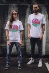 Suns Out Shirt Organic Unisex - Zeachild