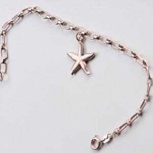 Unikat: Vintage Armband Seestern, Roségold - MishMish by WearPositive