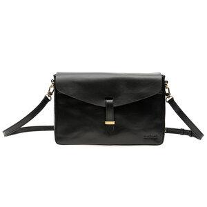 Umhängetasche - Ally Bag Maxi - schwarz - O MY BAG