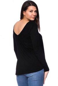 Swing Wende-Shirt Langarm aus TENCEL Modal - Ingoria
