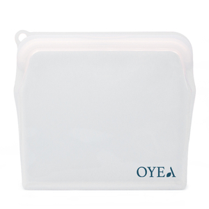 "Wiederverwendbarer Lebensmittelbeutel ""Medium Bag"" - 900ml / 20 x 3 x 18cm - OYEA"