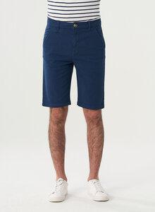 Slim Chino-Shorts aus Bio-Baumwolle - ORGANICATION