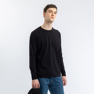 Rights Langarm T-Shirt - Rotholz