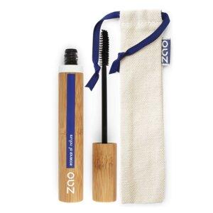 Zao cosmetics Naturkosmetik plastikfreie Aloe Vera Mascara schwarz - ZAO essence of nature