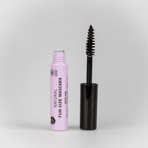 benecos Natural Fun Size Mascara black onyx - benecos